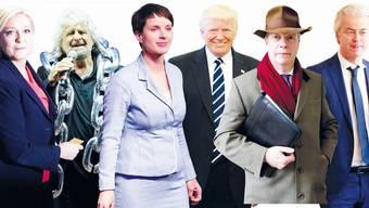 Populisten: Mit der Krise kam ihr Aufschwung