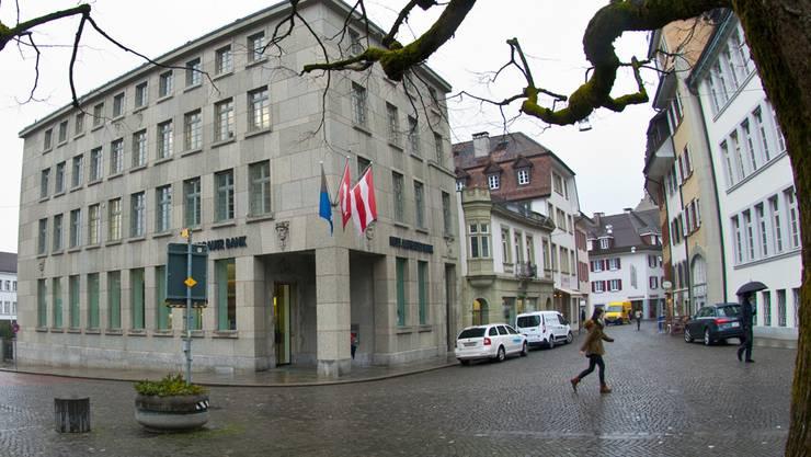 Bei der NAB stehen grosse Veränderungen an – das hat die Muttergesellschaft Credit Suisse verkündet.