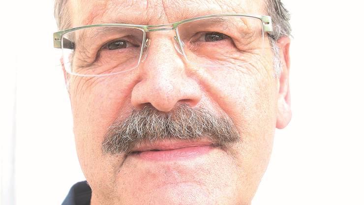 Jürg Hermann, Mediensprecher Referendums-Komitee: «Das ist der Gemeinde nicht zumutbar, weil eine vierprozentige Steuererhöhung für die Schulgelder in Baden sowieso kommt.»