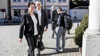 Tritt nicht mehr an: Barbara Bär verzichtet nach der Nicht-Wahl im ersten Wahlgang auf eine erneute Kandidatur als Landammann in Uri.