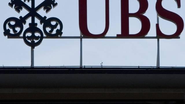 Die UBS macht keine Transaktionen mit Palästinensergebieten (Archiv)