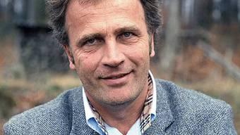 Schriftsteller und Politiker Alex Capus (Archiv)