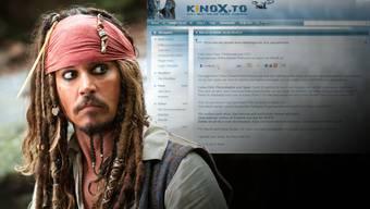 Die neuen Regeln des Bundesrats gelten nur für Schweizer Anbieter. Weil die meisten Piraterieplattformen im Ausland beheimatet sind – wie beispielsweise kinox.to – bleibt die Wirkung der neuen Regeln bescheiden. (Archivbild)