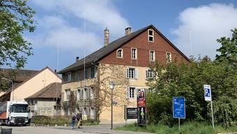Lenzbrug Areal Schreinerei Hächler