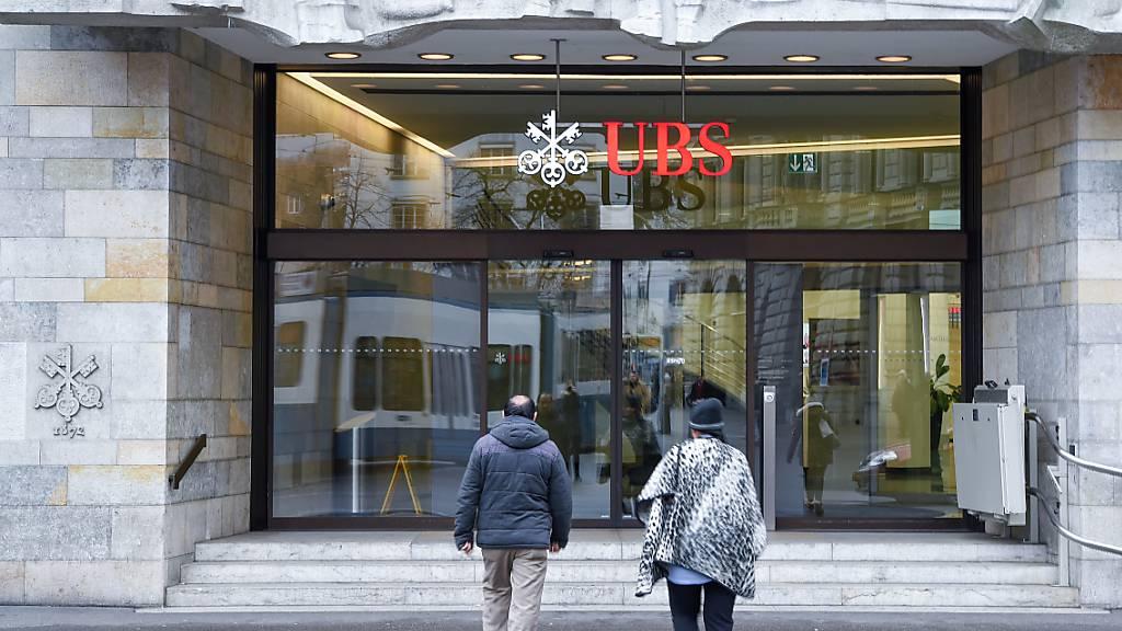 UBS verdient im dritten Quartal erneut über 2 Mrd US-Dollar