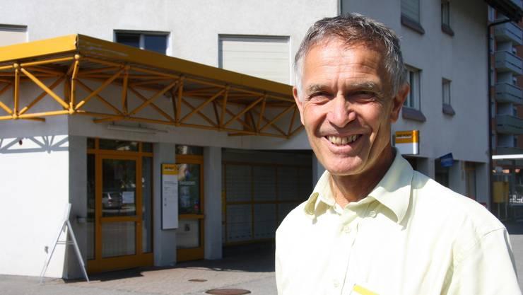 Am 27. Juni hört Franz Sailer in der Weststadt-Post an der Allmendstrasse auf.