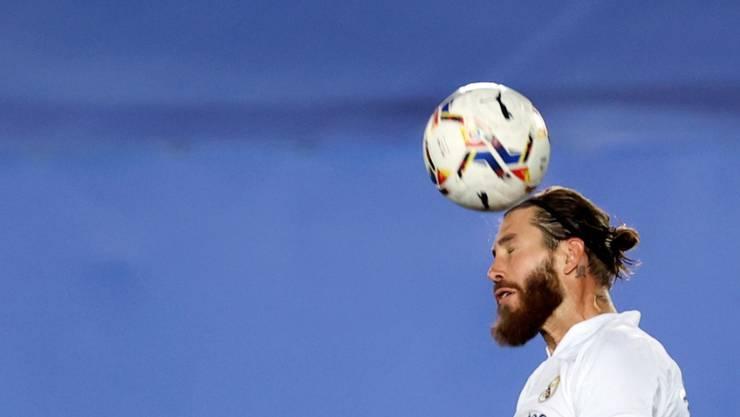 Wichtigste Teamstütze: Captain und Abwehrchef Sergio Ramos kehrt bei Real Madrid nach kurzer Verletzungspause zurück