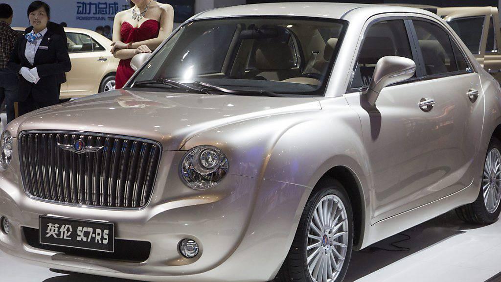 Chinesischer Automarkt erholt sich weiter