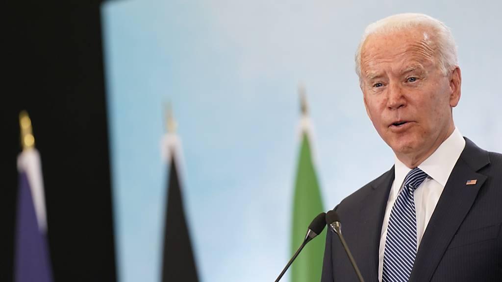 Gipfel im Zeichen von Russland & China: Nato tagt erstmals mit Biden