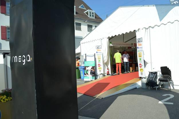 Gewerbeausstellung Mega Sissach