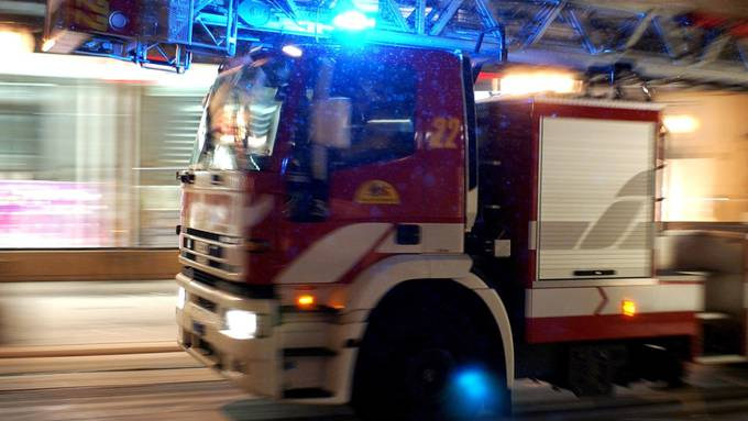 Die genaue Brandursache ist noch nicht geklärt und Gegenstand der Ermittlungen der Kriminalpolizei der Staatsanwaltschaft.