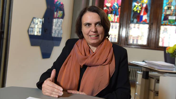 Elisabeth Ackermann findet die Idee einer Fusion von BVB und BLT «im Prinzip gut».
