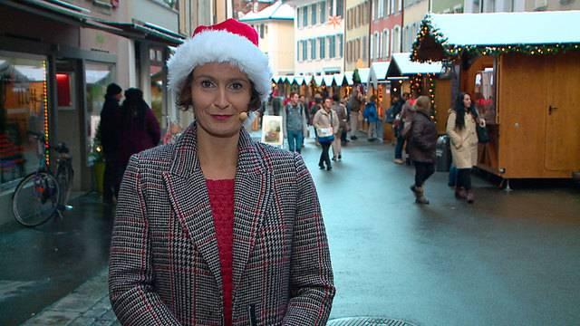 Weihnachtsmarkt Aarau