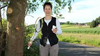 Sandra Strebel ist bereit für die Europaspiele der Transplantierten.