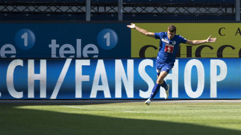 Grossartige Aufholjagd: Luzern gegen Lugano 3:3