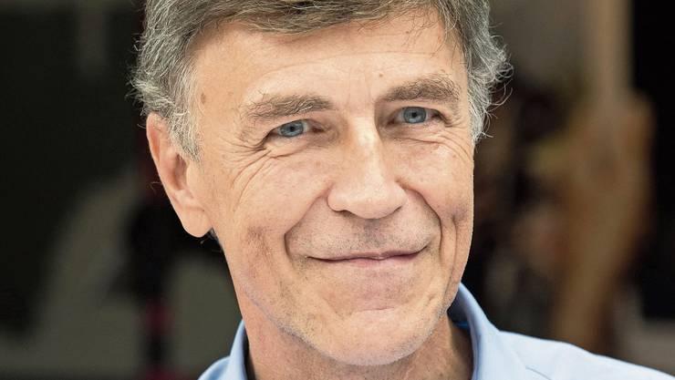 Luzi Stamm, alt SVP-Nationalrat, will Badener Stadtrat werden
