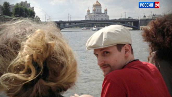 Whistleblower Edward Snowden. Foto: Key