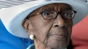 Die Amerikanerin Mamie Rearden wurde 114 Jahre alt