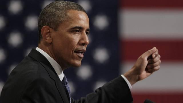 Obama muss sich wegen Libyen Kritik gefallen lassen (Archiv)