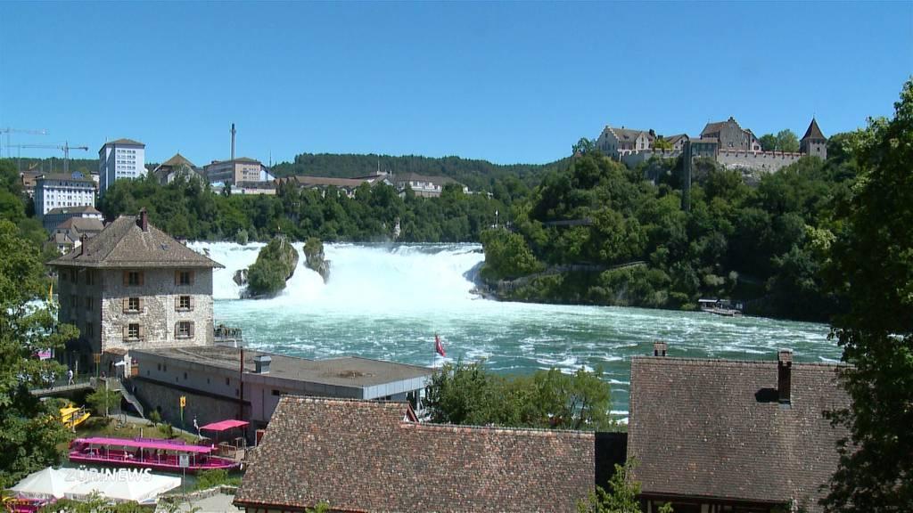 Gefährliche Strömungen: Badewarnung für den Rhein