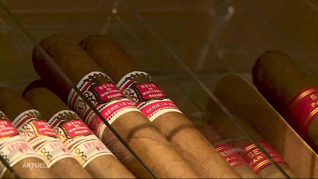 Empörung bei der Lungenliga Aargau: Tabakshops dürfen trotz Shutdown geöffnet bleiben