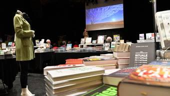 Wegen Corona wird das Buchfestival in Olten nun doch abgesagt. Es wird einen Buchverkauf geben. (Archiv)