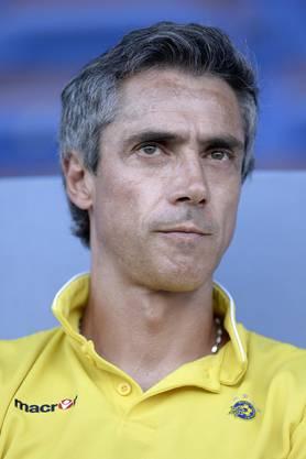 Paulo Sousa, neuer FC-Basel-Trainer.