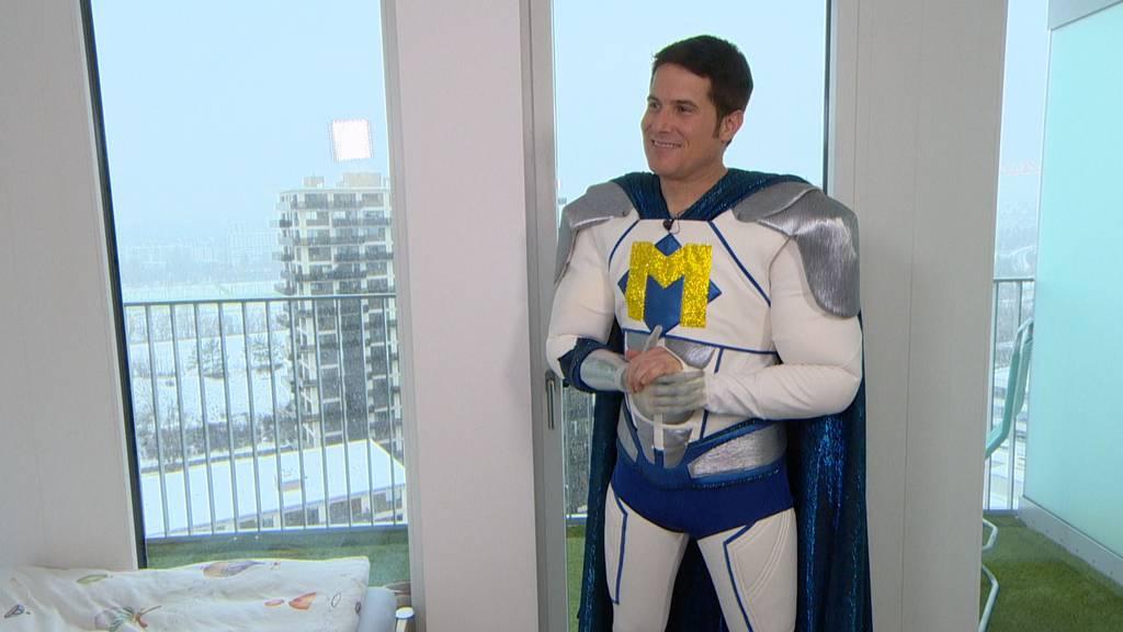 Bionicman: Michel Fornasier