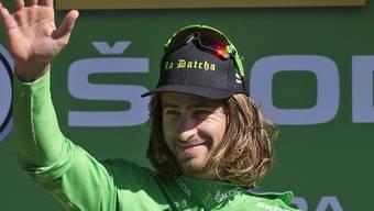 Etappensieger auch in Bern: der slowakische Weltmeister Peter Sagan
