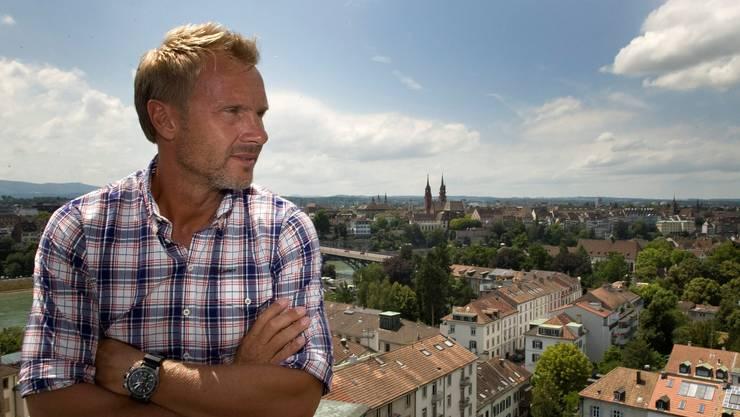 Thorsten Fink könnte sich schon bald von seiner ersten Erfolgsstätte Basel verabschieden. Kefalas/Keystone
