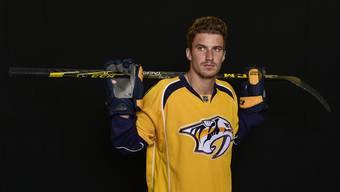 Das neue Aushängeschild der Nashville Predators: Captain Roman Josi.
