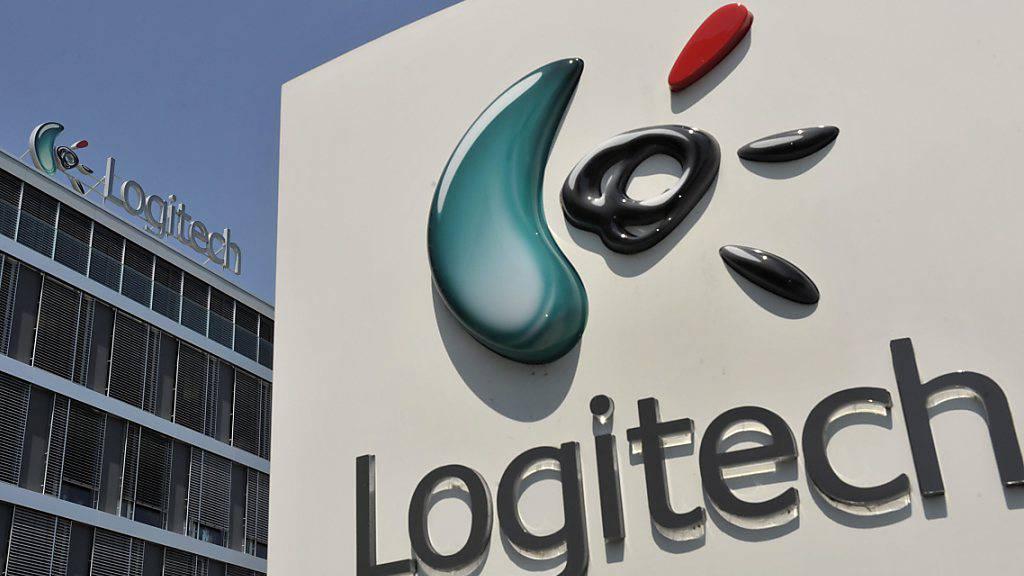 Logitech steigert Umsatz und Gewinn im zweiten Quartal