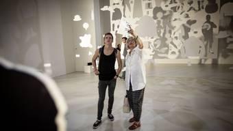 Impressionen von der Ausstellung «Wir sind Kultur»