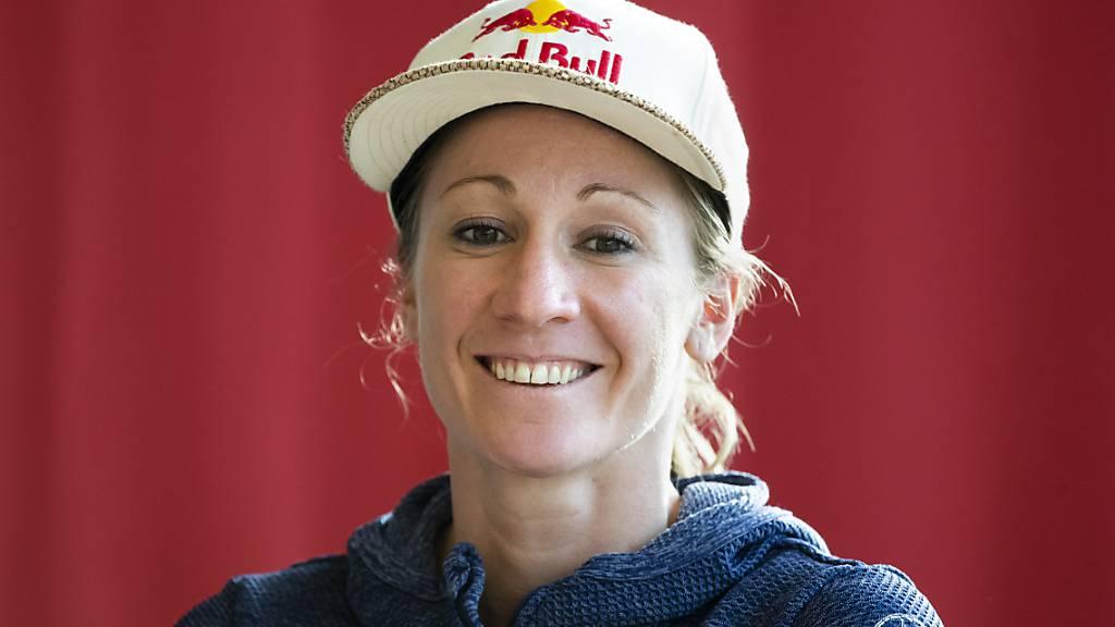 Streckenrekord beim Saisonauftakt: Die Solothurner Triathletin Daniela Ryf gewinnt in Dubai mit grossem Vorsprung
