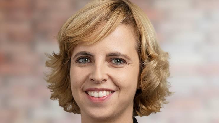 Miriam Locher, SP-Fraktionschefin im Landrat
