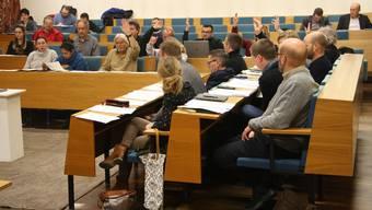 Die FDP-Fraktion wehrte sich vergeblich gegen die Pläne der SP, CVP/GLP und Grünen.