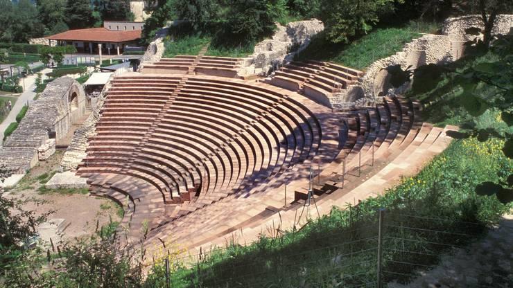 Hier besuchten früher bis zu 13'000 Zuschauer die blutigen Spiele der Römerzeit.