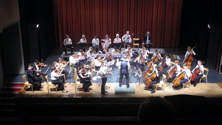 Konzert 2019 in Grenchen.