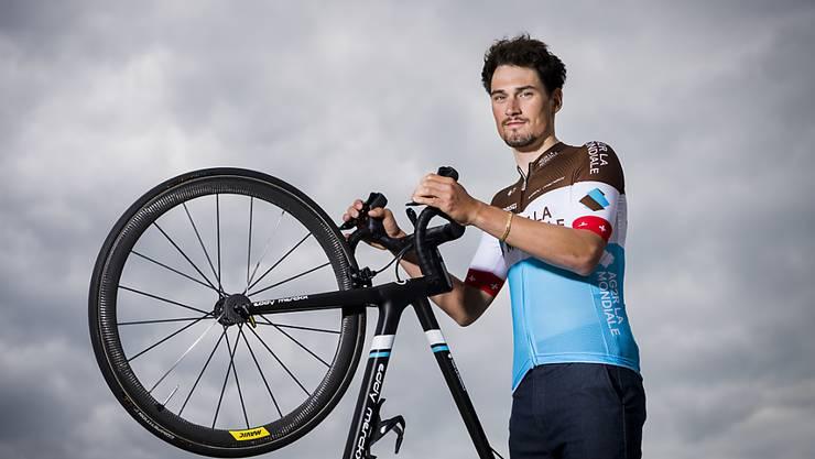 Silvan Dillier bestritt die letzten drei Saisons im Team von AG2R La Mondiale