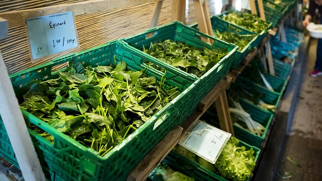 Die auf regionale Lebensmittel spezialisierte Lieferfirma Farmy hat ihren Umsatz 2020 fast verdreifacht (Symbolbild).