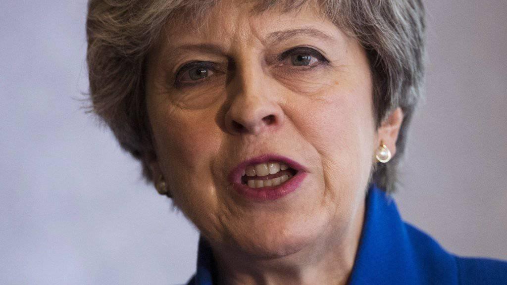 Die britische Premierministerin Theresa May kritisiert das pauschale Verbot des Fahrdienstleisters Uber in London als unverhältnismässig.