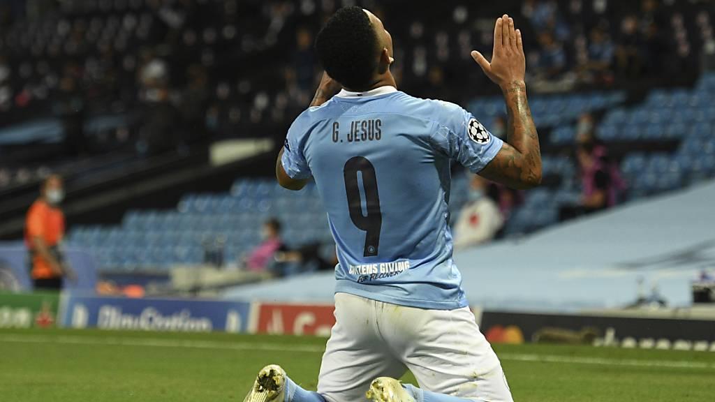 Ohne Ramos: Real scheitert mit Slapstick-Abwehr an Manchester City