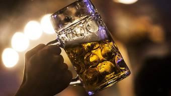 Reinheitsgebot-Jubiläum: Just im Jubiläumsjahr kämpfen die Bierproduzenten gegen schwindenden Absatz. (Symbolbild)