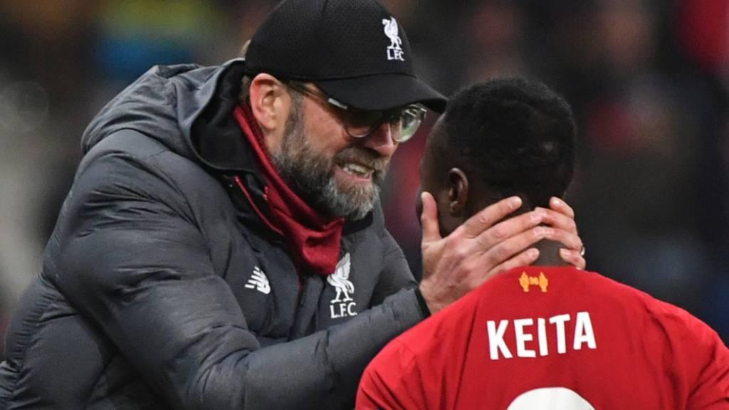 Weitere Klubs wie der FC Liverpool mit Trainer Jürgen Klopp wenden sich von den Plänen einer European Super League ab. (Archivbild)