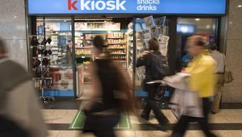 Baut 47 Stellen ab: Die Kioskbetreiberin Valora