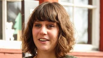 Sarah Merten, die neue Galerieleiterin des Gluri-Suter-Huus in Wettingen