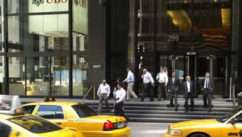 Sitz der UBS an der Park Avenue in New York (Archiv)