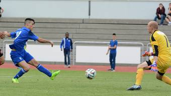 Der FC Concordia bricht in der zweiten Halbzeit ein.