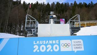 """Heute Donnerstag werden die Olympischen Jugendspiele """"Lausanne 2020"""" eröffnet"""