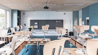 Wegen Bauverzögerungen an der Schule Huebwies konnten Arbeiten erst 2019 bezahlt werden.